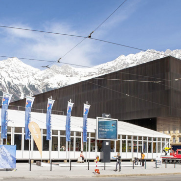 Messe Innsbruck Interalpin